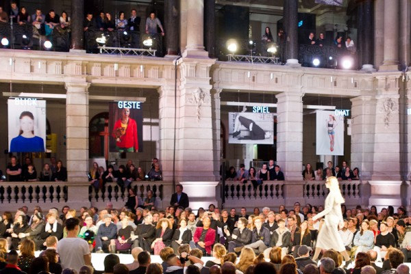 WHO ARE YOU - Fashionshow der amd in Berlin 1