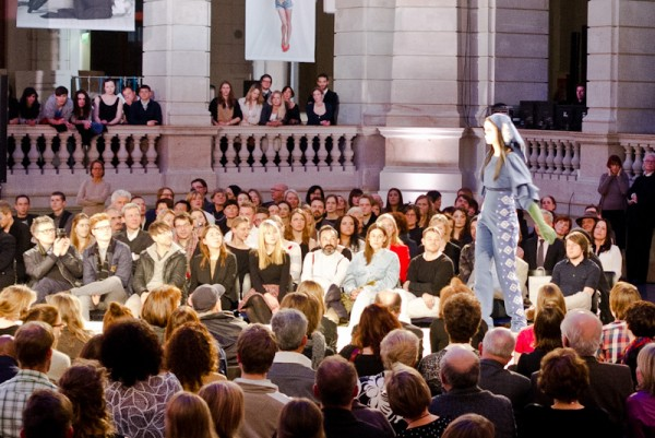 WHO ARE YOU - Fashionshow der amd in Berlin 2