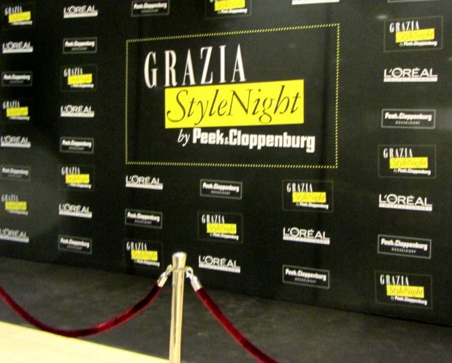 Grazia Style Night by Peek & Cloppenburg in Berlin 2
