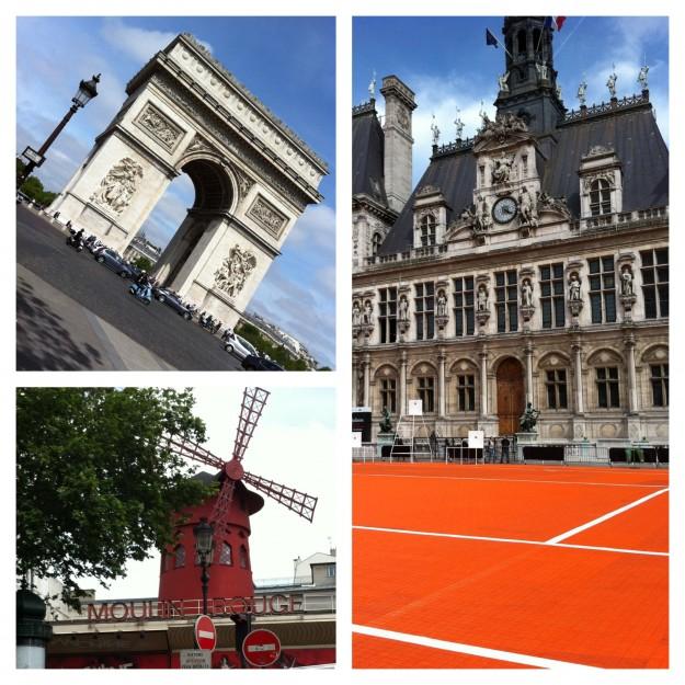 Einkaufen und Parken in Paris 1