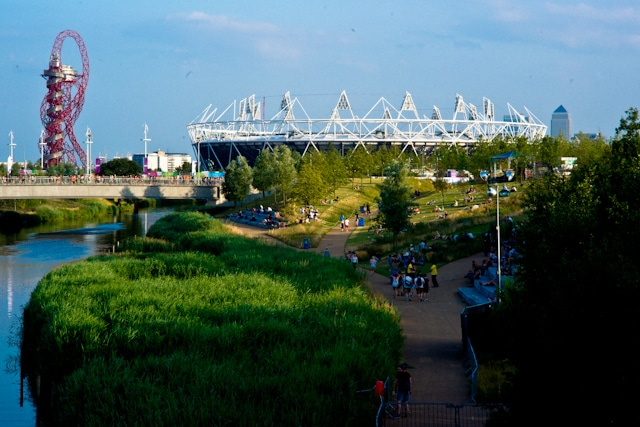 London Olympiastadion 2013