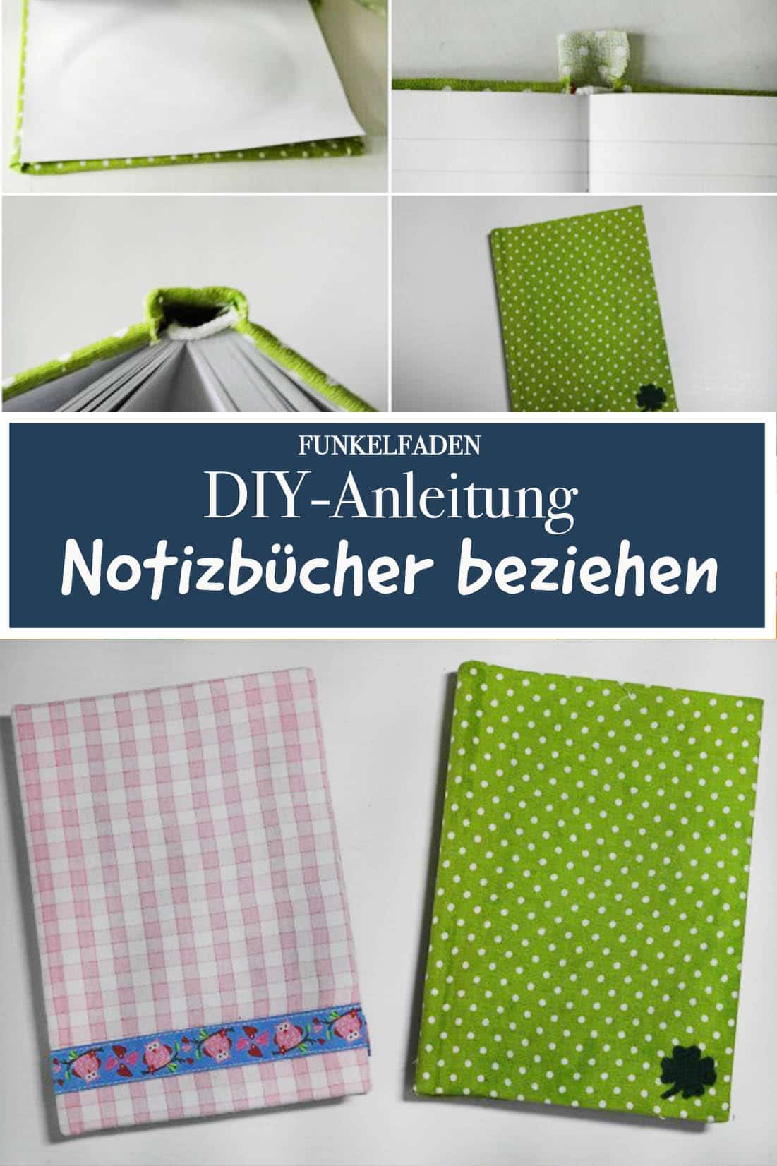 diy anleitung zum beziehen von b chern mit stoff anleitungen do it yourself b cher mit. Black Bedroom Furniture Sets. Home Design Ideas