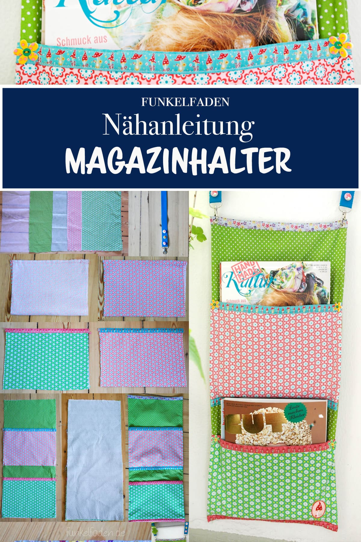 n hanleitung magazinhalter anleitungen do it yourself. Black Bedroom Furniture Sets. Home Design Ideas