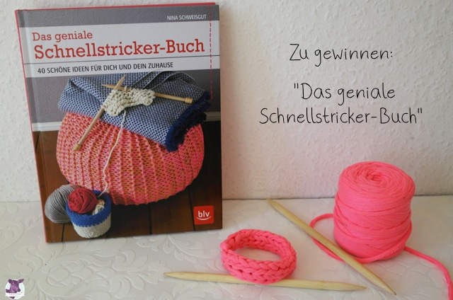 eine strickparty erste strickerfahrungen giveaway berlin do it yourself schnellstricken. Black Bedroom Furniture Sets. Home Design Ideas