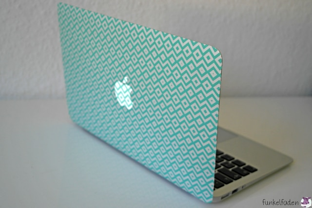 Macbook Air DIY Cover Masking Tape