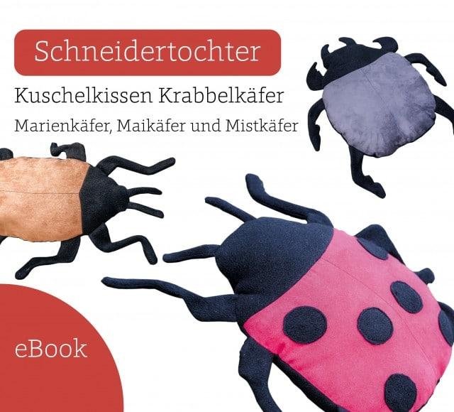Nähanleitung Käfer nähen