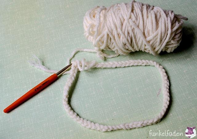 Stirnband Häkeln - Kostenlose Häkelanleitung für ein Stirnband ...