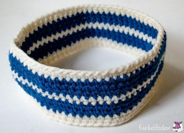 Stirnband Häkeln Kostenlose Häkelanleitung Für Ein Stirnband