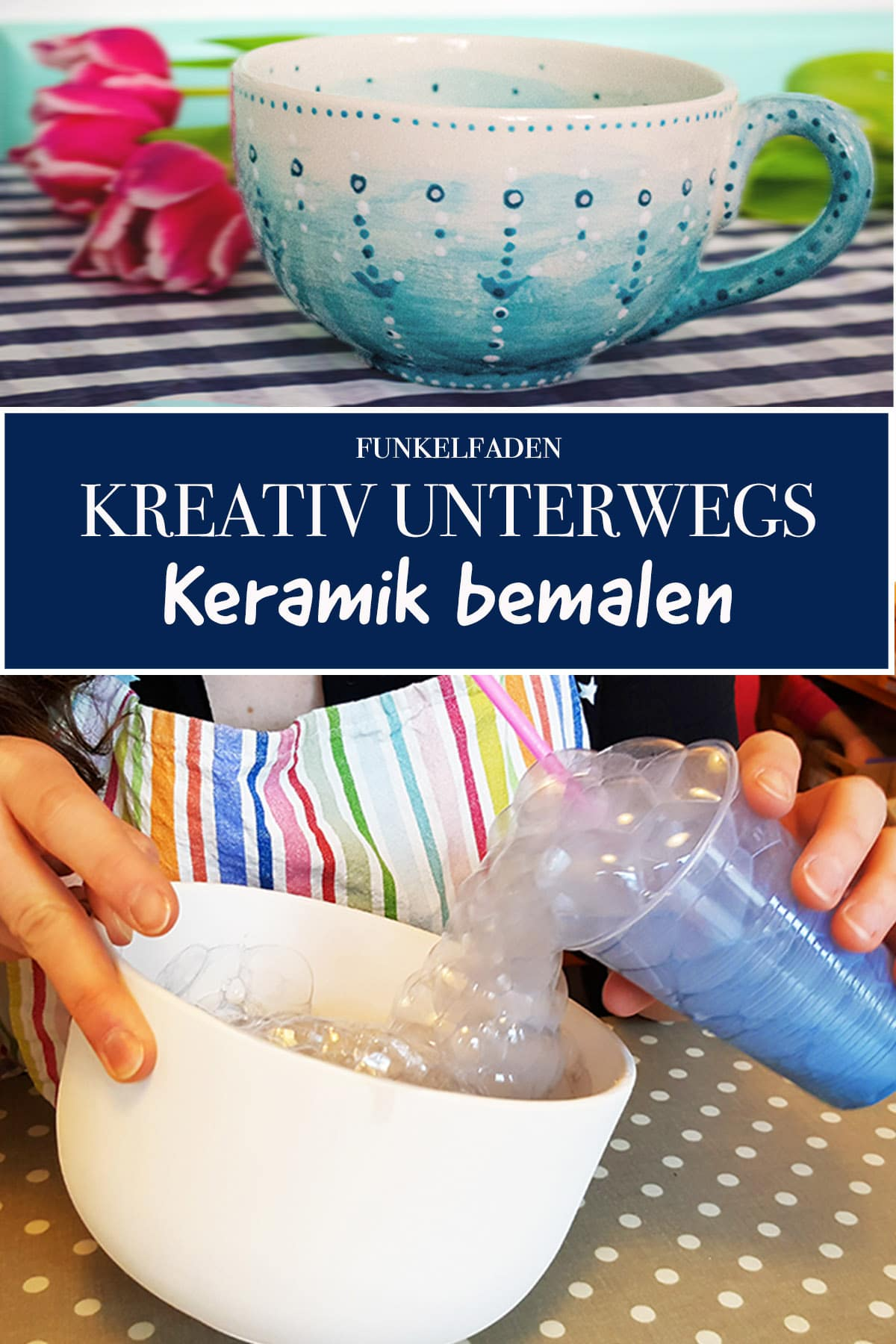 Paint Your Style - Keramik bemalen in Berlin - DIY Workshop