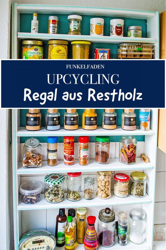 Upcycling - Einfaches Regal bauen