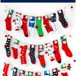 DIY – Socken-Adventskalender