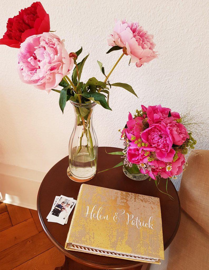 Gästebuch DIY für die hochzeit 2