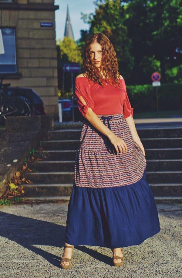 Schnittmuster für junge Frauen - Kleidung nähen