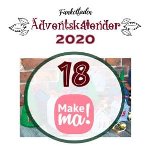 Adventskalender Gewinnspiel Make ma Adventskalender Tag 18 Funkelfaden