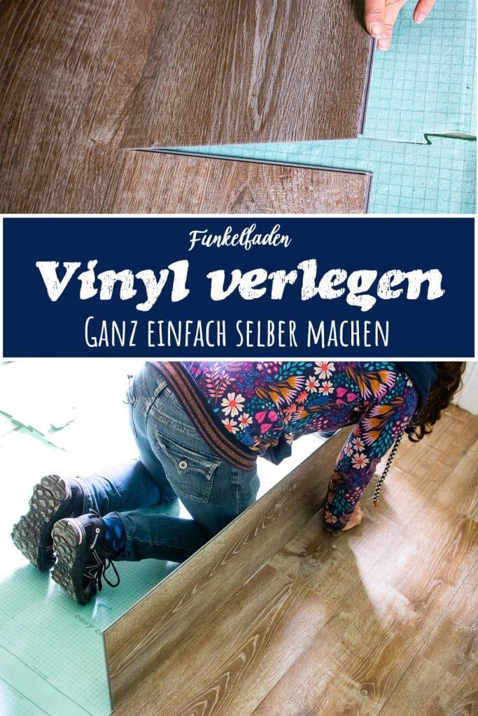 Vinyl verlegen ganz einfach selber machen